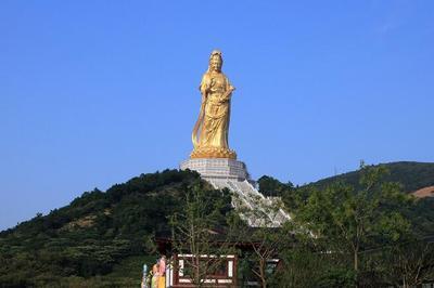 苏州西山大观音寺(大如意圣境)